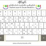TzerngKoang keyboard - လွၵ်းမိုဝ်းၸိုင်ႈၶူင်း